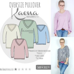 casual oversize Pullover