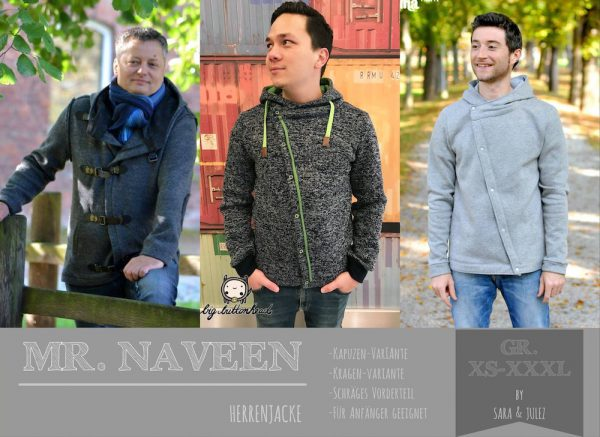 Herren Sweat & Outdoor Jacke