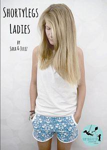 Damen Sommershorts SHORTY LEGS