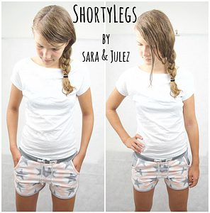 Kinder Sommershorts SHORTY LEGS