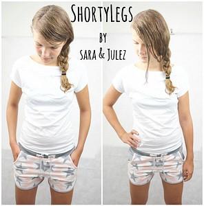 Kinder Sommershorts SHORTY LEGS