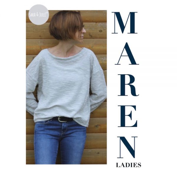 30 Minuten Oversize Shirt MAREN