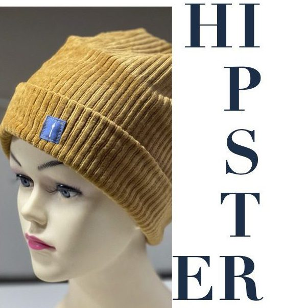 Hipster Statement Beanie Tutorial