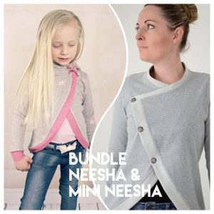 Bundle Sweat Jacke NEESHA