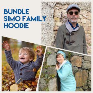 Bundle SIMO family Hoodie