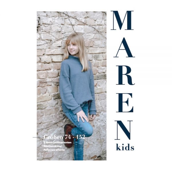 Oversize kids Shirt MAREN kids
