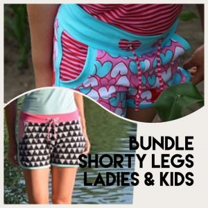 Bundle Sommershorts SHORTY LEGS