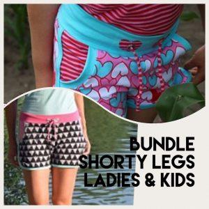 Bundle Sommershorts SHORTY LEGS
