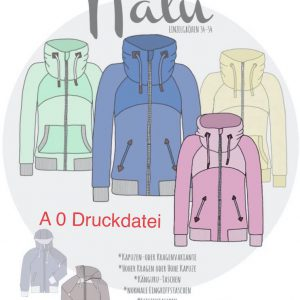 A0 Sweatjacke NALU Ladies