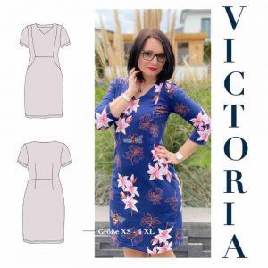 Figurwunder Kleid VICTORIA
