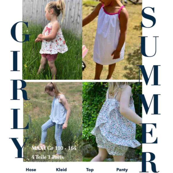 GIRLY SUMMER Set Maxi
