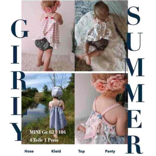 Girly Summer Set Mini