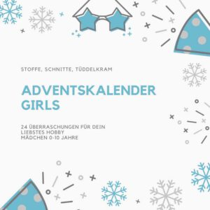 DIY Adventskalender Girls