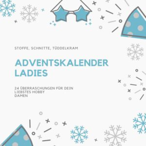 DIY Adventskalender Ladies