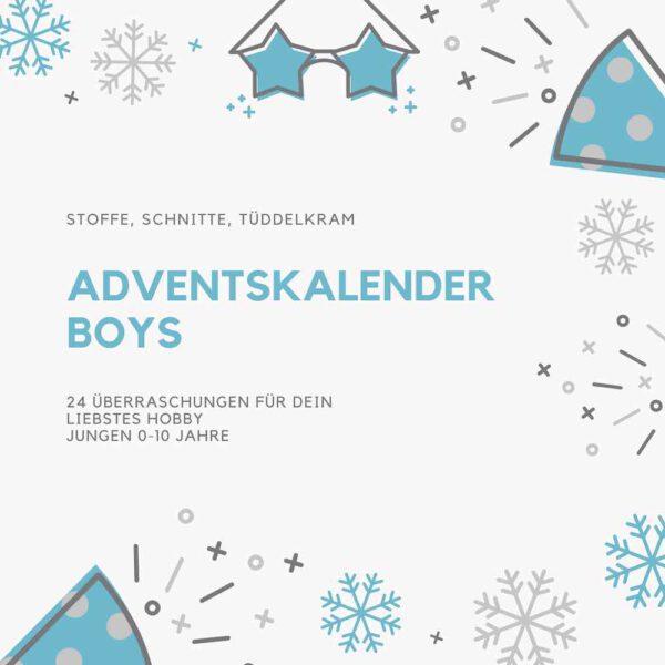 DIY Adventskalender Boys