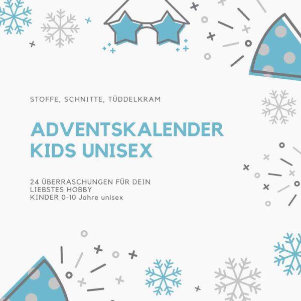 DIY Adventskalender kids unisex